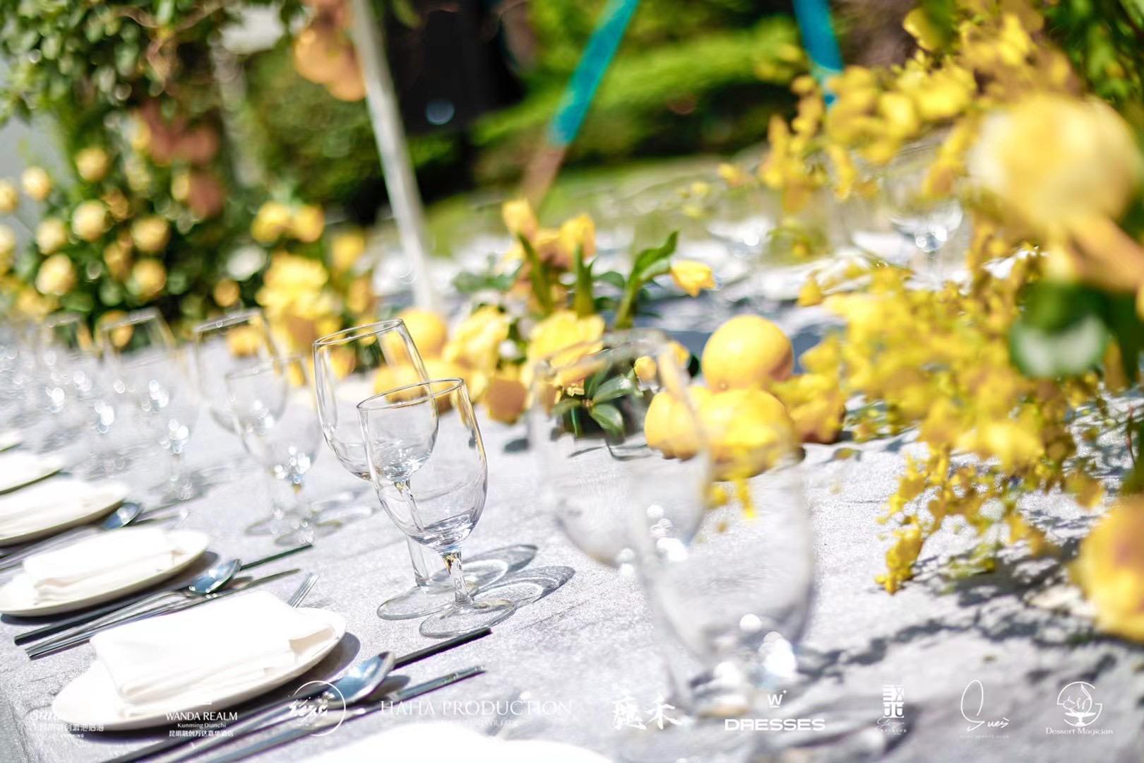 闹市中的乌托邦•春季婚礼沙龙 圆满收官  在188bet官网手机版下载融创万达嘉华酒店的神秘花园