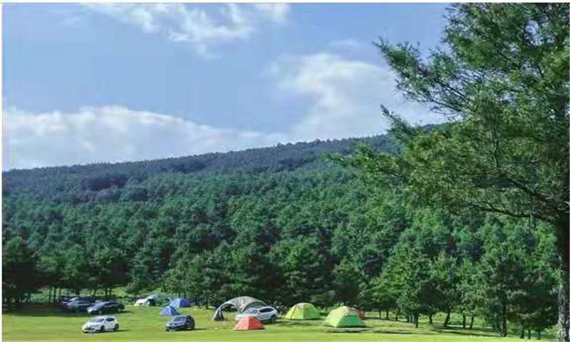 云南188bet手机版客户端 避暑好去处!188bet官网手机版下载5个野营圣地,感受下融入自然的的美妙!