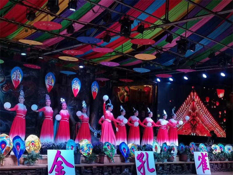 云南188bet官网手机版下载云南人家•九歌寨餐厅
